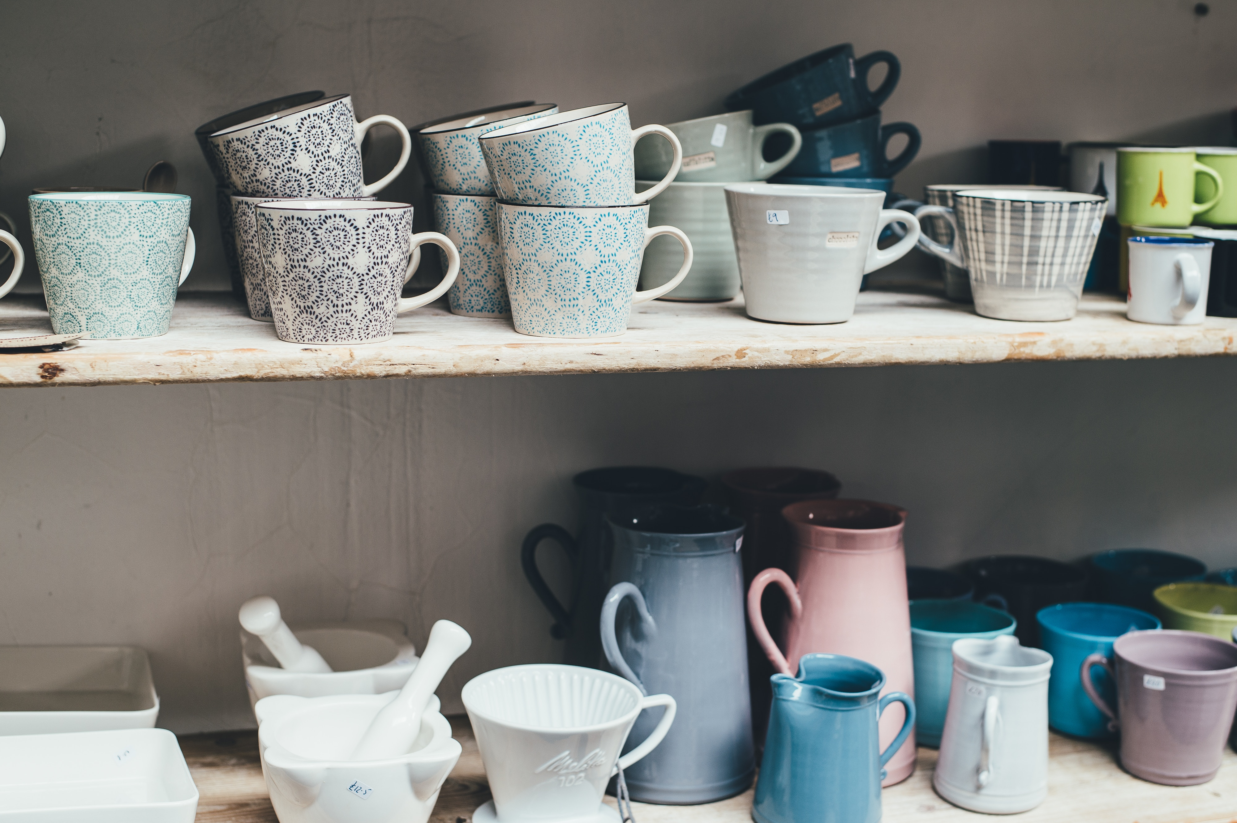 Porcelain The Right Type Of Crockery